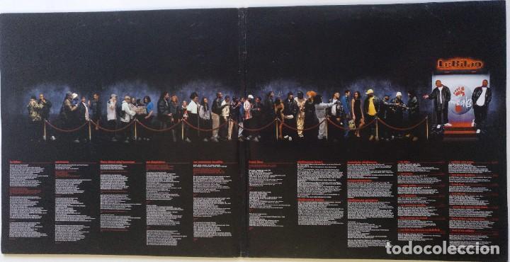 """Discos de vinilo: JACKY & BEN-J - LE BILAN (NEG MARRONS) [FRANCIA HIP HOP / REGGAE] [EDICIÓN 3LP 12"""" 33RPM][2000] - Foto 2 - 210024290"""