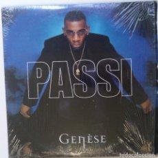"Discos de vinilo: PASSI - GENÈSE [FRANCIA HIP HOP / RAP] [EDICIÓN ESPECIAL LIMITADA 3LP 12"" 33RPM][2000]. Lote 284648588"