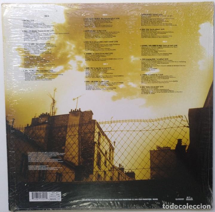 """Discos de vinilo: DIS LHEURE 2 RIMES (PASSI) [FRANCIA HIP HOP / RNB] [EDICIÓN ESPECIAL LIMITADA 2LP 12"""" 33RPM][2002] - Foto 2 - 284648638"""