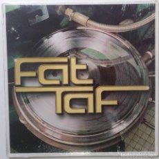 """Discos de vinilo: FAT TAF RECOPILATORIO RAP FRANCES [FRANCIA HIP HOP / RAP] [[EDICIÓN LIMITADA 2LP 12"""" 33RPM]] [2003]]. Lote 210032060"""