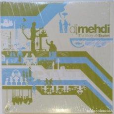 """Discos de vinilo: DJ MEHDI - THE STORY OF ESPION [FRANCIA HIP HOP / ELECTR] [[EDICIÓN LIMITADA 2LP 12"""" 33RPM]] [2002]]. Lote 210033515"""