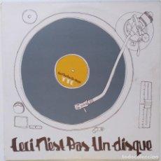 """Discos de vinilo: TTC - CECI N'EST PAST UN DISQUE [FRANCIA HIP HOP / ELECTR] [[EDICIÓN LIMITADA 2LP 12"""" 33RPM][2002]. Lote 210034068"""
