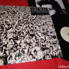 Discos de vinilo: GEORGE MICHAEL LISTEN WITHOUT PREFUDICE LP 1990 EPIC ESPAÑA SPAIN WHAM. Lote 210045285