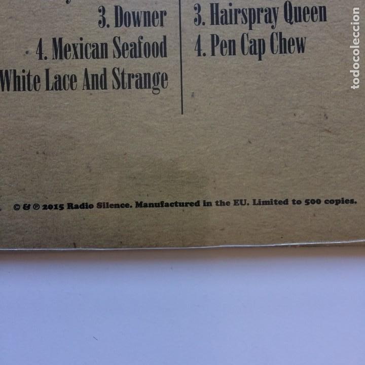 Discos de vinilo: Nirvana ?– KAOS FM Live 17/04/1987 (LIMITED 500 COPIES) EUROPE 2015 RADIO SILENCE - Foto 4 - 210049628