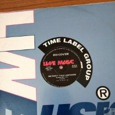 Discos de vinilo: WE DON´T TALK ANYMORE (CLASSIC MIX) - MONEY (DIS-COVER) MAXI SINGLE 45 RPM. Lote 210063232