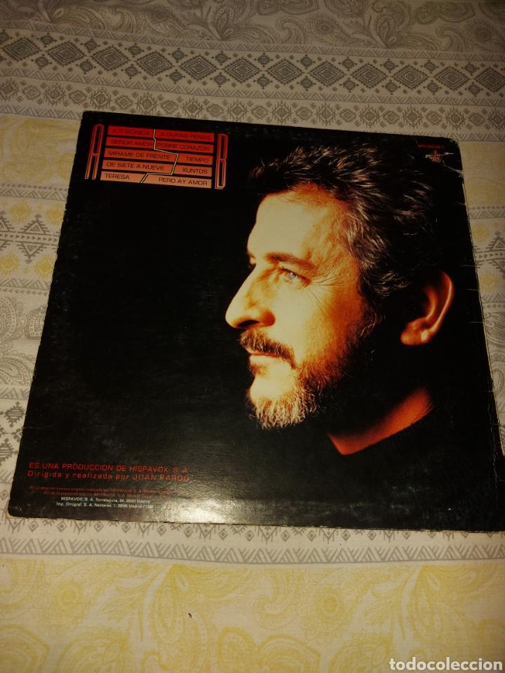Discos de vinilo: Juan Pardo - Mirame de frente - Foto 2 - 210065590