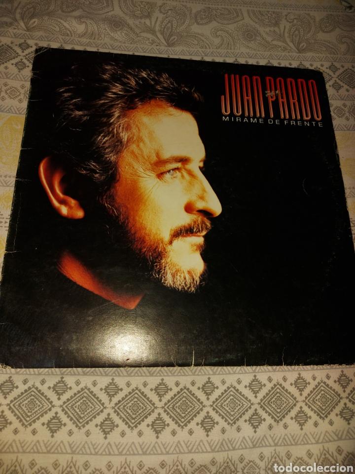 JUAN PARDO - MIRAME DE FRENTE (Música - Discos - LP Vinilo - Flamenco, Canción española y Cuplé)