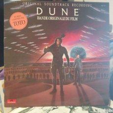 Discos de vinilo: DISCO LP BANDA SONORA ORIGINAL DE LA PELICULA DUNE. Lote 210066027