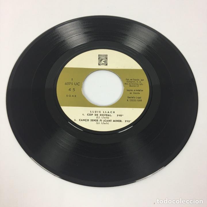 """Discos de vinilo: EP 7"""" - LLUÍS LLACH - L'Estaca (1968) - Foto 4 - 210067426"""