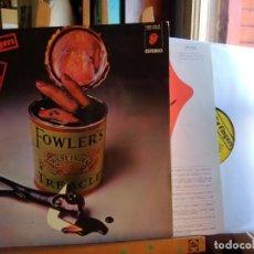 Discos de vinilo: THE ROLLING STONES -STCKY FINGERS -LP -1 EDICION. Lote 210074621