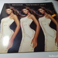Discos de vinilo: MAXI - BEYONCÉ – ME, MYSELF AND I - 44 76761 ( VG+ /VG). Lote 210077768