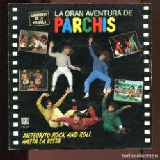 Discos de vinilo: LA GRAN AVENTURA DE PARCHIS. BELTER 1983. NUENO SP. Lote 210082196