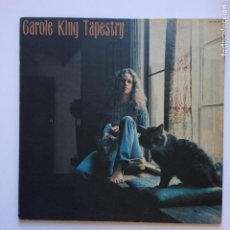 Discos de vinilo: CAROLE KING ?– TAPESTRY JAPAN 1971 A&M RECORDS. Lote 210086743