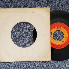 Discos de vinilo: STEVE MILLER BAND - GOING TO THE COUNTRY / NEVER KILL ANOTHERMAN. AÑO 1.970. SIN CARÁTULA.. Lote 210087553