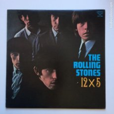 Discos de vinilo: THE ROLLING STONES ?– 12 X 5 JAPAN 1976 KING RECORDS. Lote 210087930
