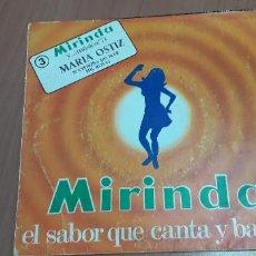 Discos de vinilo: 14-00093 -MIRINDA Y MUSICA 71 - 3 MARIA OSTIZ. Lote 210088733