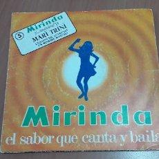 Discos de vinilo: 14-00094 -MIRINDA Y MUSICA 71 - 5 MARI TRINI. Lote 210088853