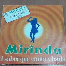 Discos de vinilo: 14-00097 -MIRINDA Y MUSICA 71 - 7 LOS ANGELES. Lote 210089248