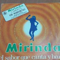 Discos de vinilo: 14-00102 -MIRINDA Y MUSICA 71 - 8 LOS MARISMEÑOS. Lote 210089878