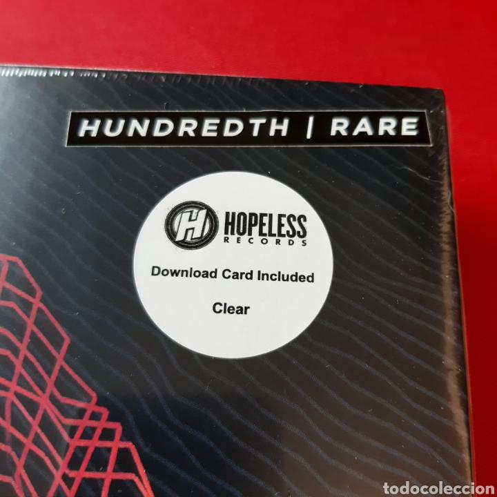 Discos de vinilo: Hundredth Rare LP ¡NUEVO! Vinilo clear - Foto 2 - 210089906
