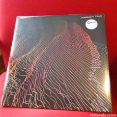 Discos de vinilo: HUNDREDTH 'RARE' LP ¡NUEVO! VINILO 'CLEAR'. Lote 210089906