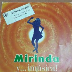 Discos de vinilo: 14-00103 -MIRINDA Y MUSICA- 8 WALDO DE LOS RIOS. Lote 210089950