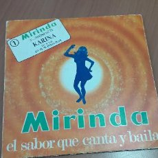 Discos de vinilo: 14-00105 -MIRINDA Y MUSICA 71 - 1 KARINA. Lote 210090168