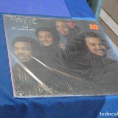 Discos de vinilo: LP FUNK SOUL USA CIRCA 1975 GLADYS KNIGHT AND THE PIPS SECOND ANNIVERSARY ESTADO CORRECTO VINILO. Lote 210090182