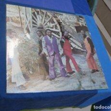 Discos de vinil: LP USA 1973 BEST OF THE TAMS FUNK SOUL SELLADO DE EPOCA CON DRILL HOLE EN CUBIERTA. Lote 210091330