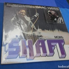 Discos de vinil: ATRONADOR DOBLE DISCO USA 1973 ESTADO CORRECTO ISAAC HAYES SHAFT. Lote 210092002