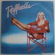 Disques de vinyle: RAFFAELLA CARRA - RAFFAELLA (LP CBS 1988 ESPAÑA). Lote 210097392