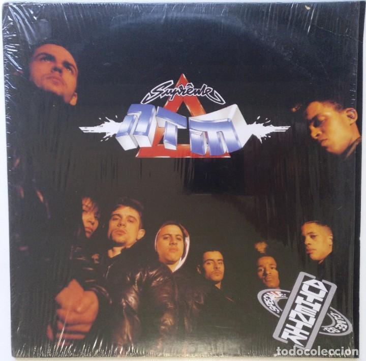"NTM SUPRÊME - AUTHENTIC [FRANCIA HIP HOP / RAP] [[EDICIÓN ORIGINAL LIMITADA LP 12"" 33RPM]] [[1991]] (Música - Discos - LP Vinilo - Rap / Hip Hop)"