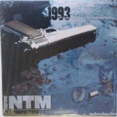 """Discos de vinilo: NTM SUPRÊME - J'APPUIE SUR LA GACHETTE [FRANCIA HIP HOP / RAP] [EDICIÓN LIMITADA LP 12"""" 33RPM][1993]. Lote 210097985"""
