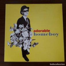 Discos de vinilo: ADORABLE - HOMEBOY - CREATION RECORDS - SHOEGAZE - INDIE ROCK. Lote 210098532
