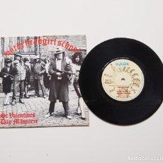 Discos de vinilo: MOTORHEAD + GIRLSCHOOL. ST.VALENTINE'S DAY MASSACRE. BRONZE. Lote 210101666
