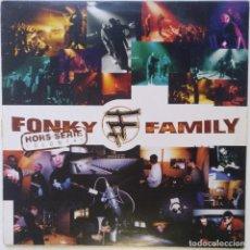 "Discos de vinilo: FONKY FAMILY - HORS-SERIE 1 [FRANCIA HIP HOP / RAP] [EDICIÓN ORIGINAL LIMITADA LP 12"" 33RPM][1999]. Lote 210110141"