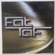 "Discos de vinilo: FAT TAF - TANDEM & LINO (ARSENIK) [FRANCIA HIP HOP / RAP] [EDICIÓN ORIGINAL MX 12"" 33RPM] [2002]. Lote 210113065"