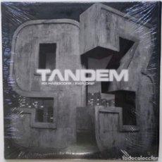 """Discos de vinilo: TANDEM - 93 HARDCORE / EXPLOSIF [FRANCIA HIP HOP / RAP] [EDICIÓN ORIGINAL MX 12"""" 33RPM] [[2005]]. Lote 210113492"""