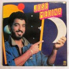 Discos de vinilo: LP VINILO JOSÉ MEDINA & SU ORQUESTA 1988. Lote 210115053