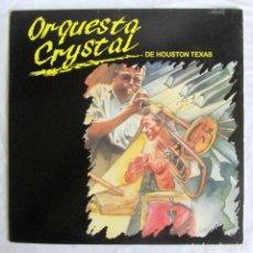 Discos de vinilo: LP VINILO ORQUESTA CRYSTAL DE HOUSTON TEXAS 1992. Lote 210115546
