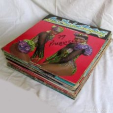 Discos de vinilo: 26 LPS DE MERENGUE Y SALSA, VER FOTOGRAFÍAS ADICIONALES. Lote 210117033