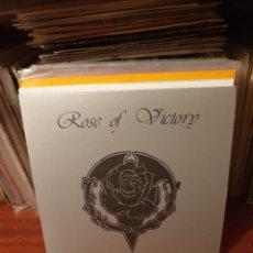 Discos de vinilo: ROSE OF VICTORY / SUFFRAGETTE CITY / RADIATION RECORDS 2019. Lote 210117482