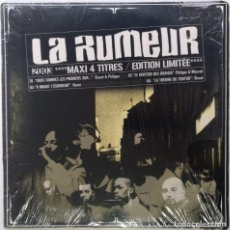 """Discos de vinilo: LA RUMEUR - NOUS SOMMES LES PREMIERS SUR... [FRANCIA HIP HOP / RAP] [EDICIÓN MX 12"""" 33RPM] [[2003]]. Lote 210117561"""