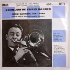 Discos de vinilo: CHRIS BARBER. LO MEJOR DE... ACL 1037. MONO. 1965. ESPAÑA.. Lote 210118155