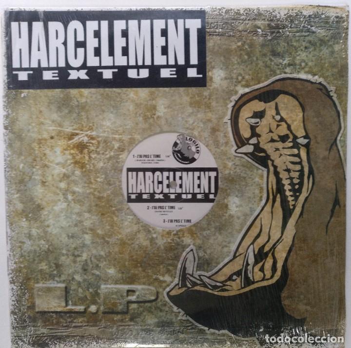 """HARCELEMENT - TEXTUEL [FRANCIA HIP HOP / RAP] [EDICIÓN ORIGINAL EXCLUSIVA MX 12"""" 33RPM] [2002]] (Música - Discos de Vinilo - Maxi Singles - Rap / Hip Hop)"""