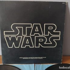 Discos de vinilo: JOHN WILLIAMS AND THE LONDON SYMPHONY ORCHESTRA - STAR WARS. Lote 210131872