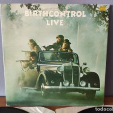 Dischi in vinile: BIRTHCONTROL - LIVE. Lote 210133577