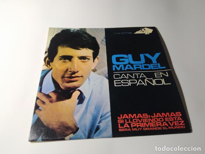 SINGLE / VINILO - GUY MARDEL – GUY MARDEL CANTA EN ESPAÑOL - HAZ 277-06 (Música - Discos - Singles Vinilo - Pop - Rock Extranjero de los 50 y 60)
