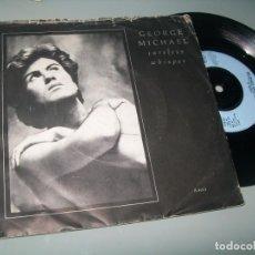 Discos de vinilo: GEORGE MICHAEL - CARELESS WHISPER ..SINGLE DE 1984 - ED. U.K. Lote 210141765