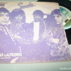 Discos de vinilo: SMOKIE - NEEDLES AND PINS (AGUJAS Y ALFILERES) .. SINGLE DE 1978 RAK. Lote 210142030